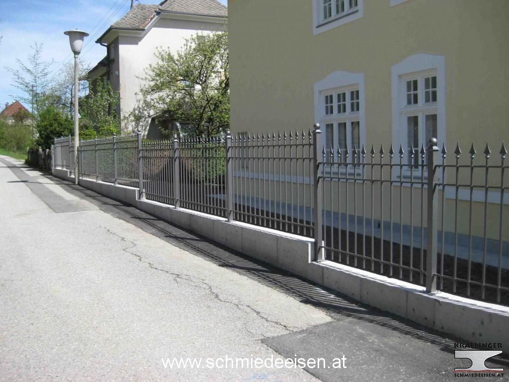 Schmiedeeisen Einfahrtstor Tor Schiebetor